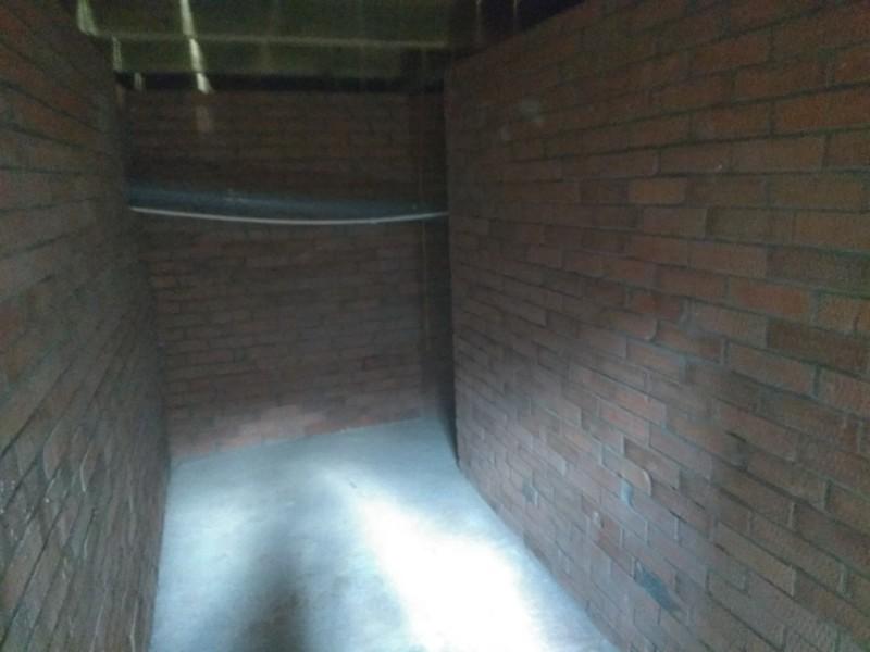 фото кирпичной стены погреба