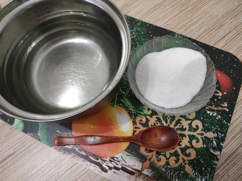 Подготавливаем рассол для посола горбуши под семгу