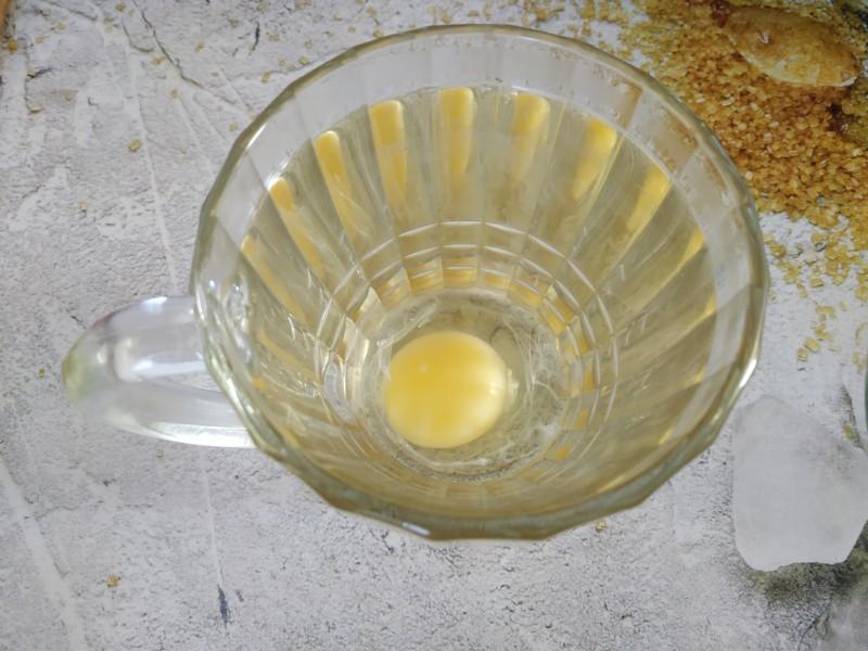 Вода для теста