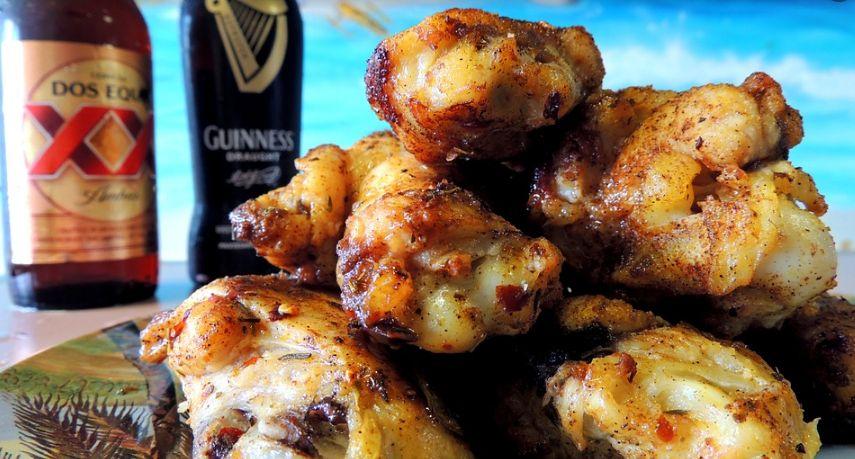 Крылышки в медово-соевом соусе в духовке с хрустящей корочкой – домашний фото рецепт: