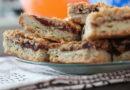 Тёртый пирог с вареньем на скорую руку. Пошаговый рецепт на маргарине