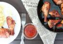 Как пожарить окорочка (курицу) на сковороде с хрустящей корочкой