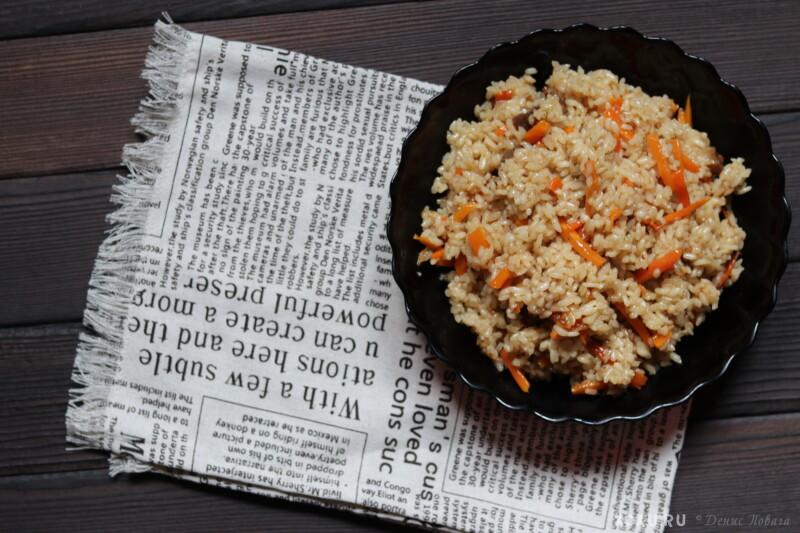 Плов по-узбекски – правильный рецепт настоящего Узбекского плова в казане на костре || Как готовить узбекский плов в домашних условиях