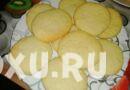 Песочное печенье в духовке – быстро и вкусно!