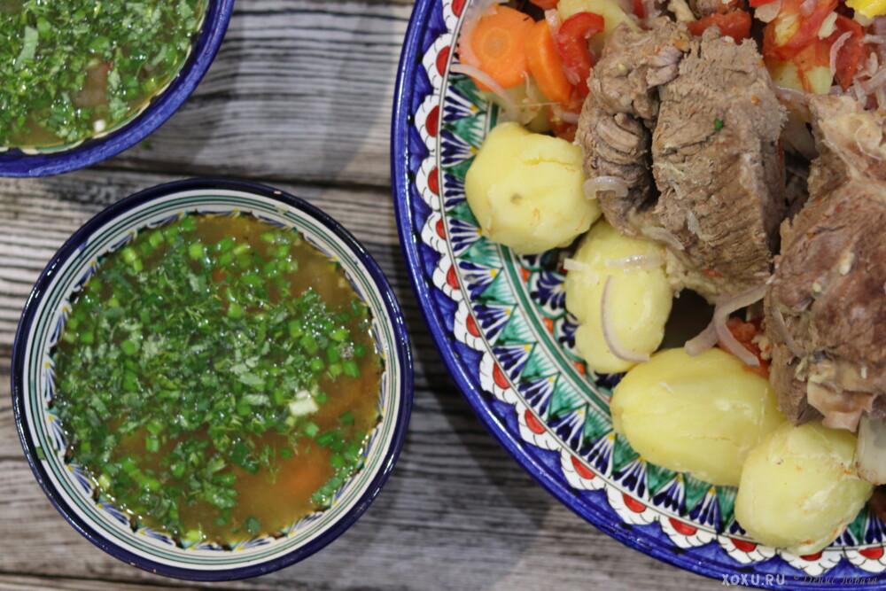 Шурпа на костре: как приготовить, рецепты из говядины, с чем лучше варить
