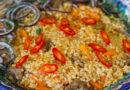 Шавля по-узбекски – классический рецепт