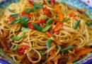 Спагетти с мясом на сковороде. О том, как вкусно приготовить спагетти…
