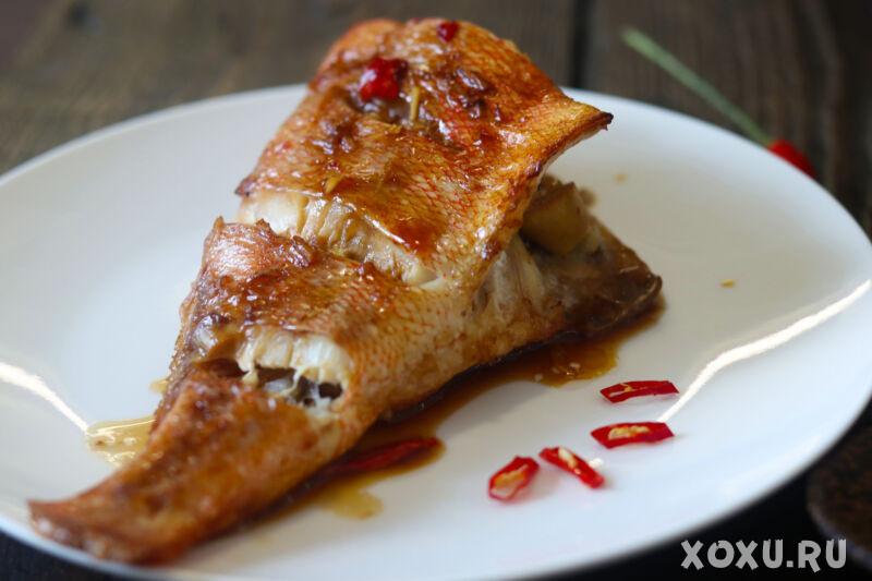 Морской окунь в духовке – как приготовить морского окуня вкусно и просто